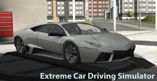 Мод для Extreme Car Driving Simulator на Андроид!