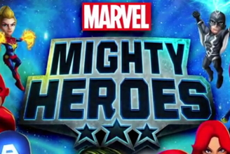 Взлом для Marvel Mighty Heroes на Андроид. Лучшая команда!