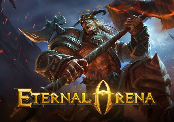 Мод для Eternal Arena на Андроид. Мрачные подземелья!