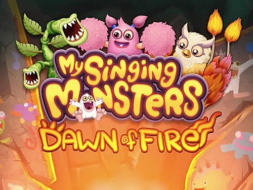 Мод для My Singing Monsters Dawn Of Fire на Андроид!