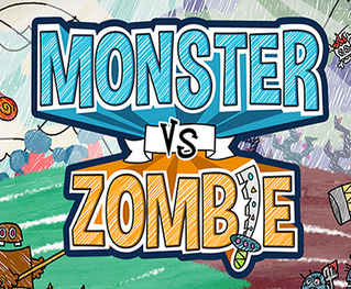 Мод для Monster VS Zombie на Android. Сложная битва!